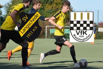 Stadionheft SVL VfK