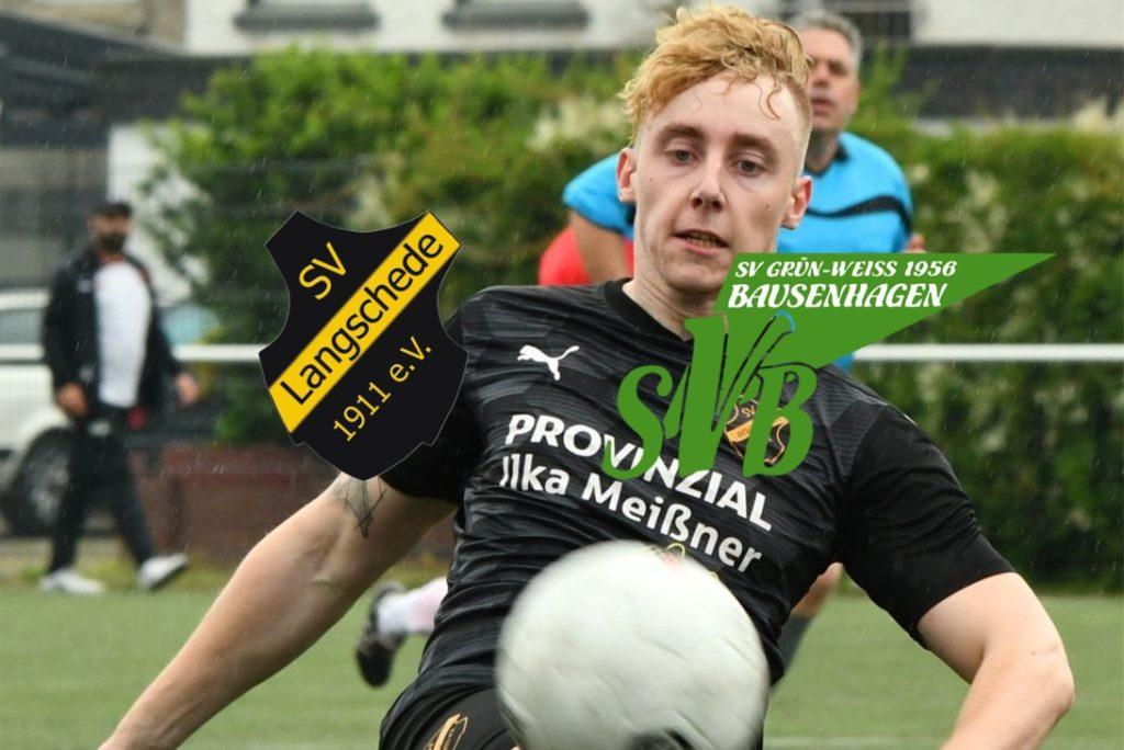 Langscheder am Ball