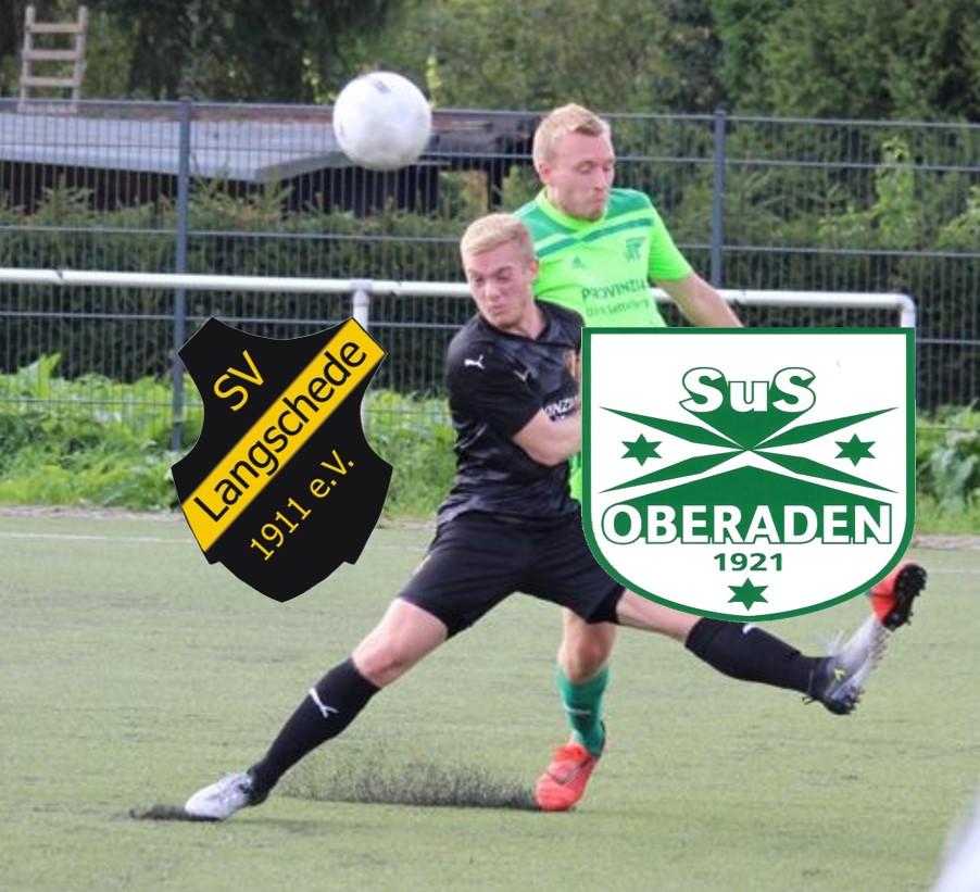 Stadionheft SVL - SuS Oberaden